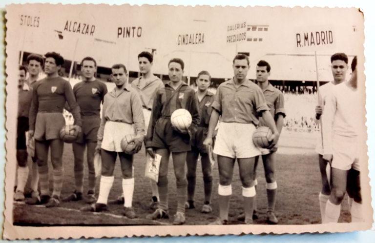 10.Torneo Equipos madrileños 1960