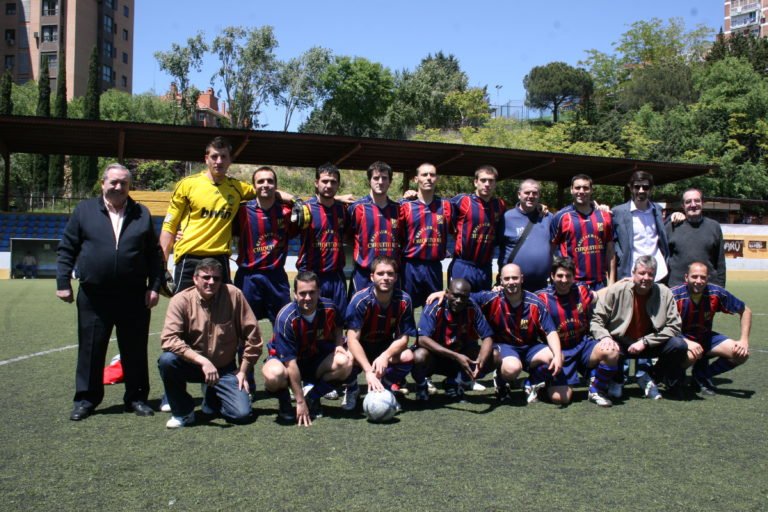 22.Equipo 2009