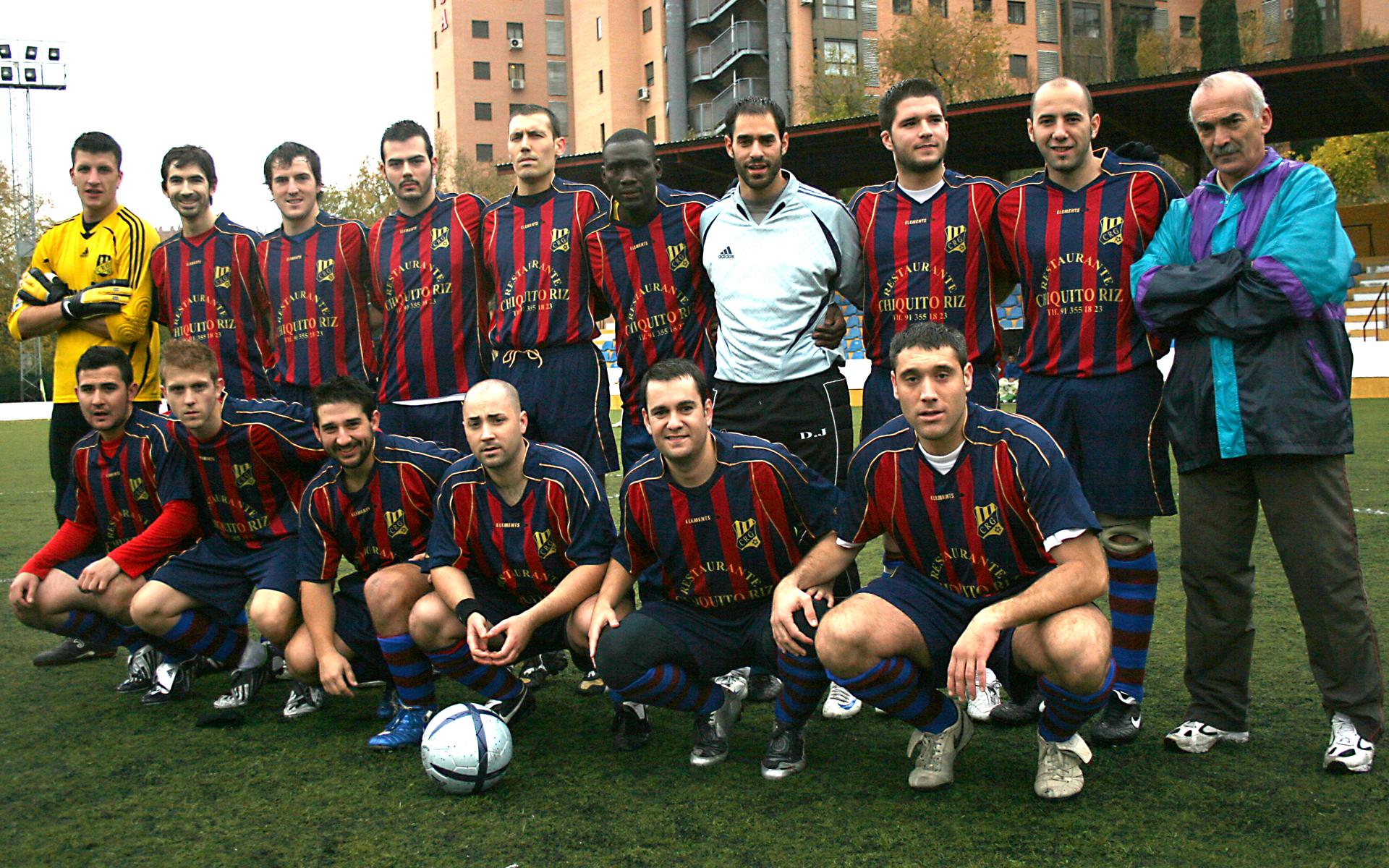 23.Equipo último ascenso 2012