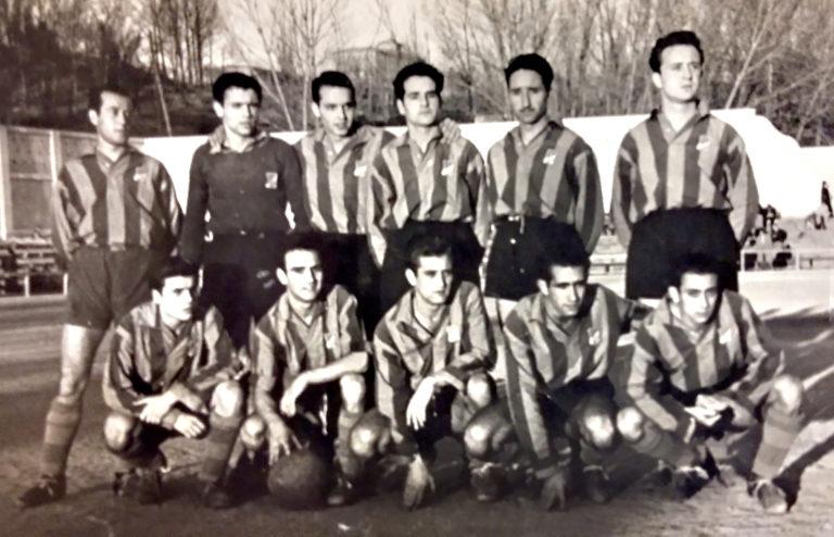 7.Equipo principios años 50